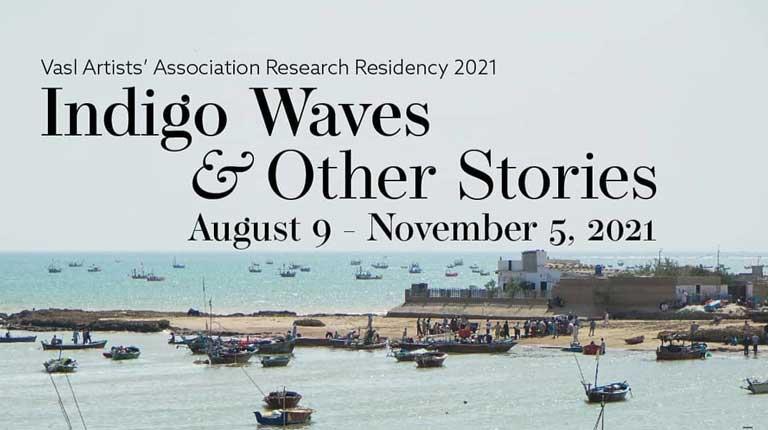 Indigo Waves & Other Stories