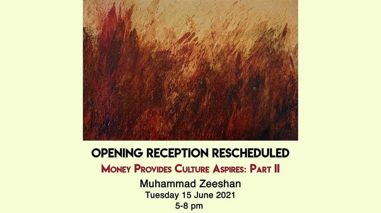 Money Provides Culture Aspires: Part II