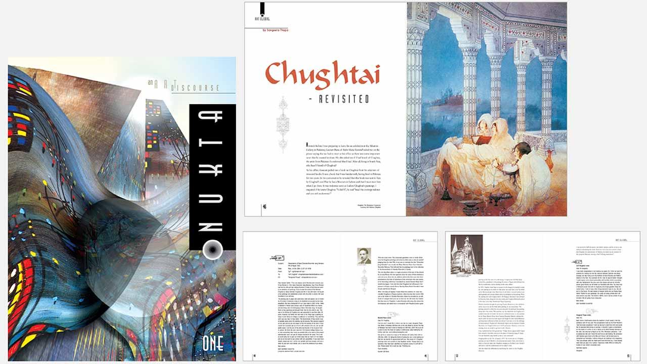 Chughtai – Revisited