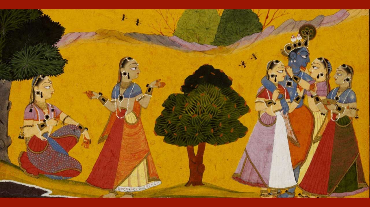 Icons from Traditional Indian Miniatures in Contemporary Art